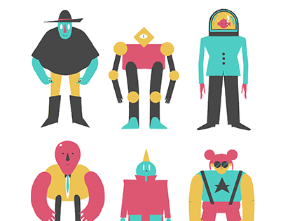 Character Design #1
