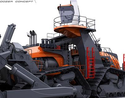 Bulldozer Concept