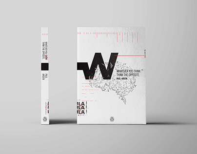 Book Cover Design - Paul Arden
