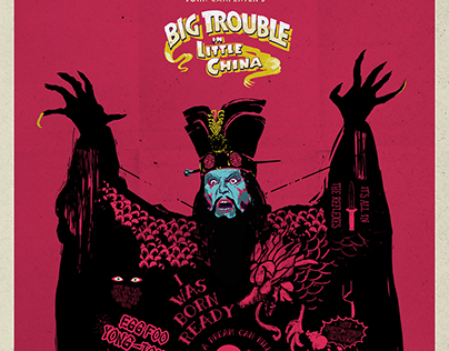 Big Trouble in Little China by John Carpenter