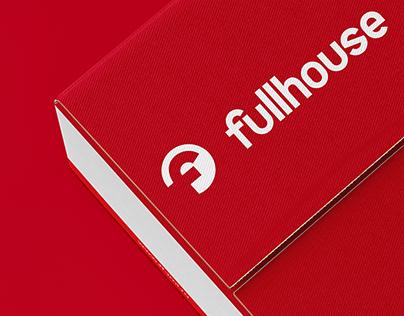 Fullhouse - Logo&branding for fulfilment
