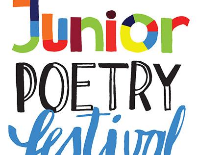 JUNIOR POETRY FESTIVAL / new logo