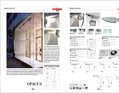 Product Catalogs for Ankur Lighting