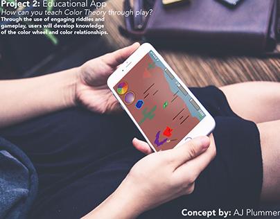 Color Quest: Educational App