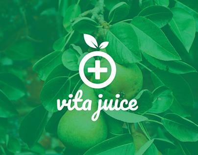 Vita Juice Branding