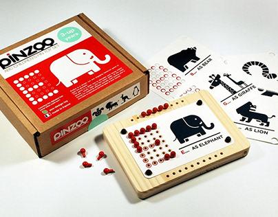 PinZoo :: educational abc game