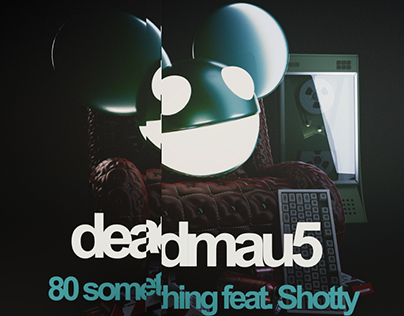 Deadmau5 album single cover