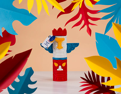 Red Bull Tropical Box
