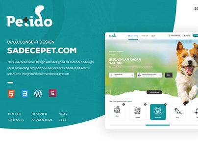 SADECEPET - UI/UX Design
