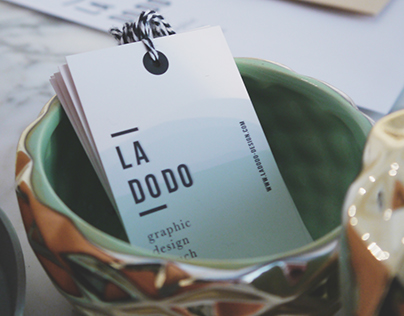 La Dodo Corporate Identity and Interior styling