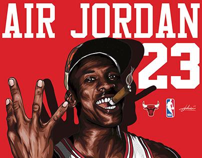 His Airness: Micheal Jordan