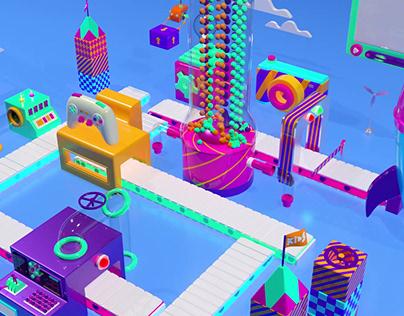 Kids TV - mini factory