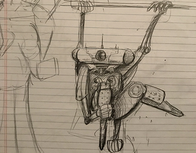 Notepad Sketches