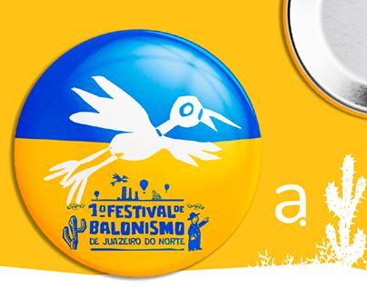 1º Festival de Balonismo de Juazeiro do Norte