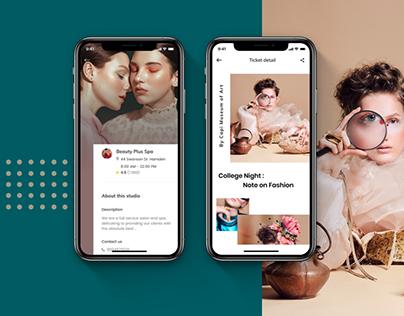 Daily App Design