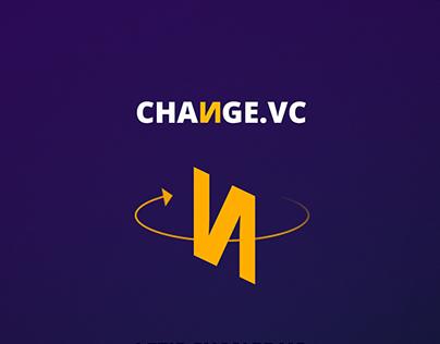 CHANGE.VC LANDING PAGE