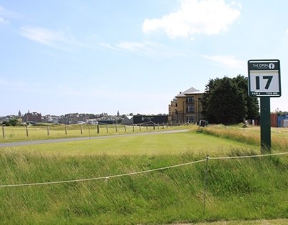 Old Course at St. Andrews to Host 2018 Senior Open