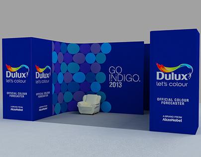 Dulux - CFW Space 2013