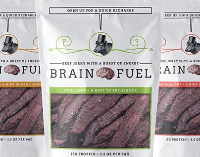 Brain Fuel - Energizing Jerky