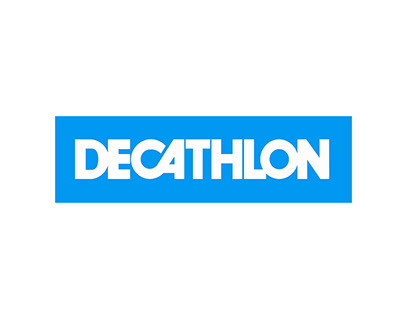 Decathlon - Products Stand