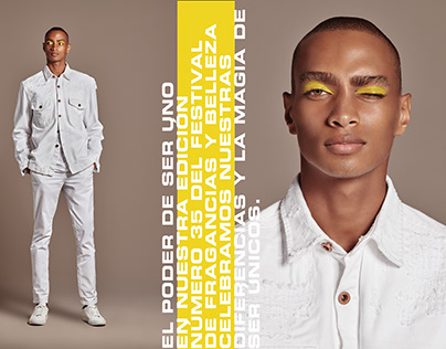 MODERN BEAUTY Ad Campaign and Catalogue