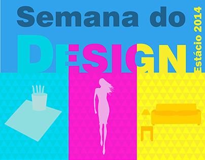 Semana do Design Estácio - 2014