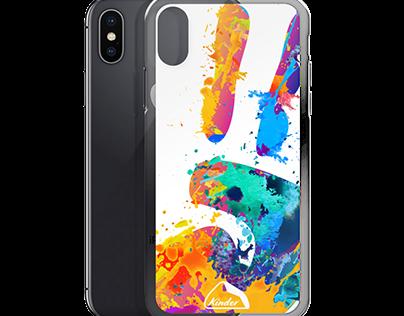 Kinderstone Peace iPhone Case