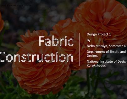 Fabric Construction