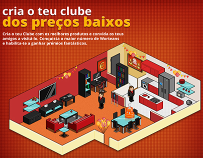 Worten Clube - Community Minigame