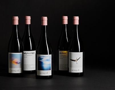 Wenzel Wein - Packaging