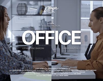 OFFICE - SHORT FILM 2021 - ELLAYA