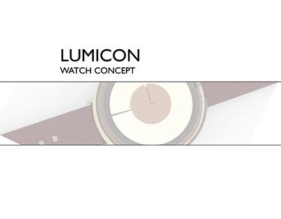 Lumicon-Watch Concept