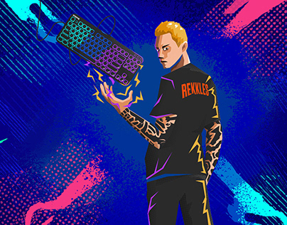 Fnatic Gear - League of Legends - Campaign