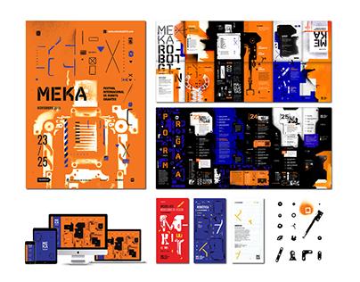 MEKA - Festival Internacional de Robots Gigantes
