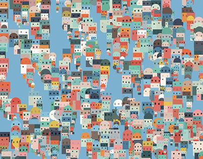 Generative Houses