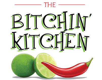 The Bitchin Kitchen' Branding :D