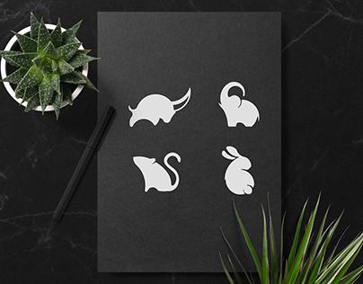 Logo Collection : Animals