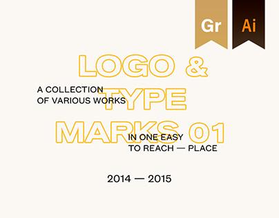 Logo & Type Marks 01