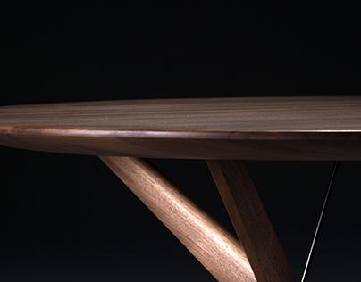 Lakri table