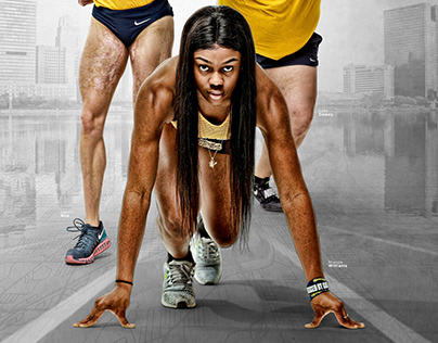 Toledo Rockets Spring Sports Schedule Posters