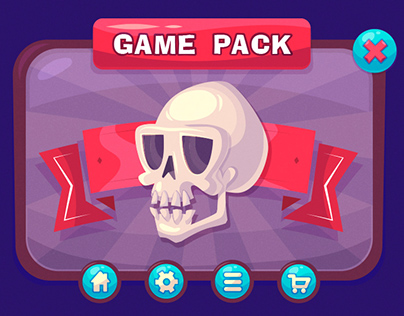Game UI Pack