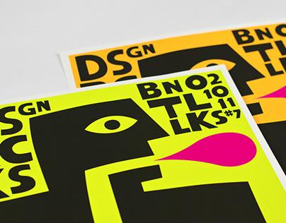 BNO Tallks — Design Rocks (with Max Kisman)