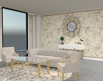 Modern Classic Presidential Suite