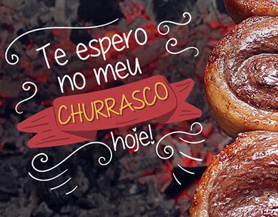 Churrascaria Gramado - Postagem Facebook