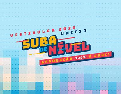 UNIFIO | Campanha de Vestibular 2020.1