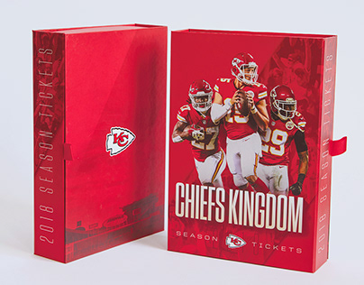 Chiefs Season Ticket Box 2018
