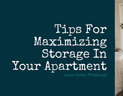 Tips For Maximizing Storage In Your Apartment
