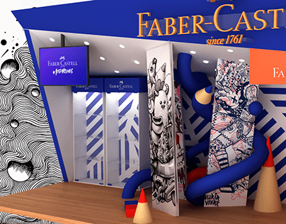 STAND FABER-CASTELL