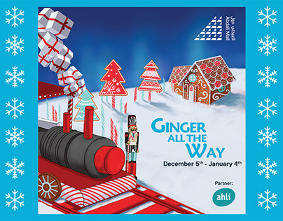 Ginger All The Way - Abdali Mall