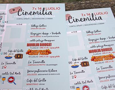 Cinemilia - evento